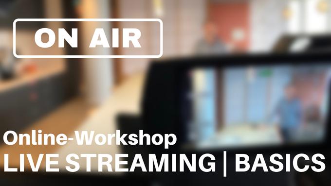 E-Training kompakt   Livestreaming Basics
