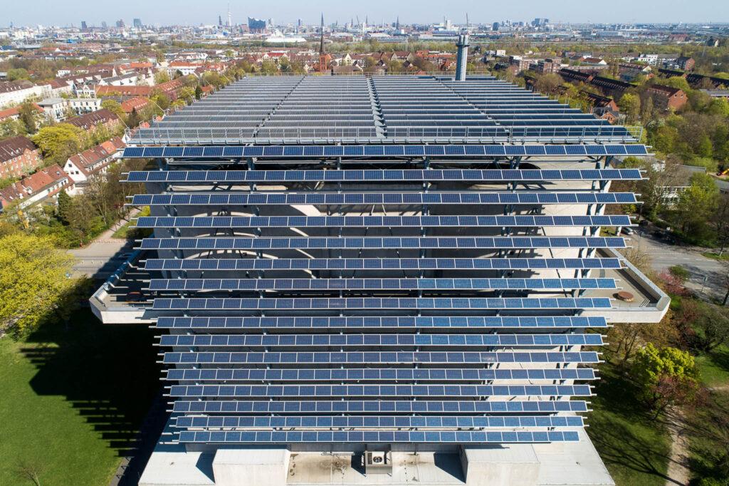 Energiebunker Wilhelmsburg, Hamburg