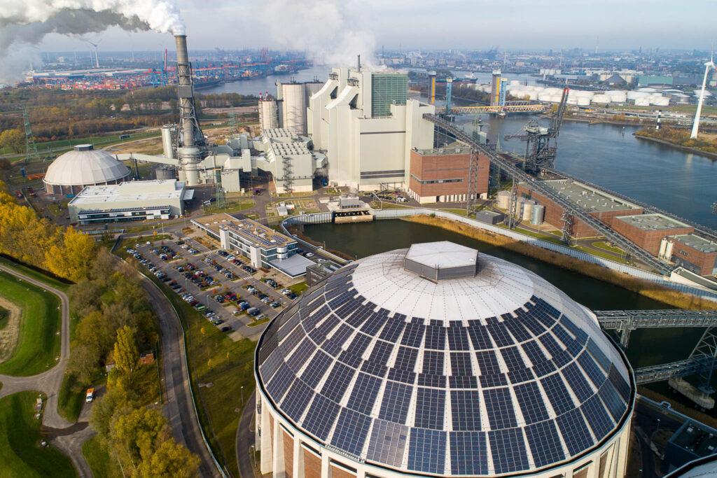 Kohlekraftwerk Moorburg, Hamburg